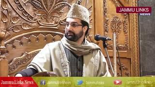 Mirwaiz terms Kunan mass rape incident as 'most shameful crime against humanity'