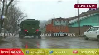 Security forces launch search operation in Bandipora's Ashtengoo village