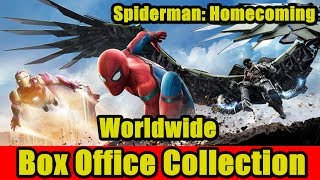 Spiderman Homecoming Worldwide Box Office Collection Day 4 I Tom Holland