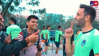 Happy Holi - Delhi Dynamos FC