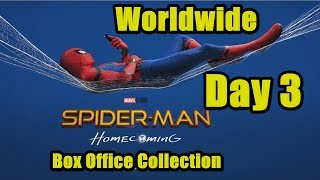 Spiderman Homecoming Worldwide Box Office Collection Day 10 I Tom Holland