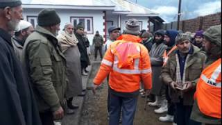 Lolab mudslide: Rescue operations underway to trace out three missing persons