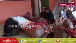 Pall of gloom descends on village of martyr policeman
