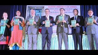 Prof Mattoo launches TCA Raghavan's book 'People Next Door'