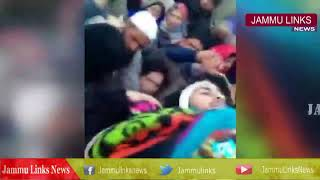 Bandipora search ops: Terrorist succumbed to his injuries