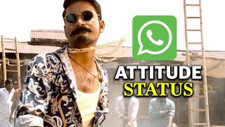 Whatsapp Video Status - 2018 Whatsapp Videos - Attitude Whatsapp Video Satus - Maari BGM