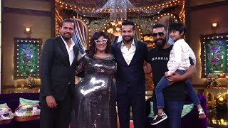 Yusuf Pathan & Irfan Pathan appear at 'Aunty Boli Lagao Boli'