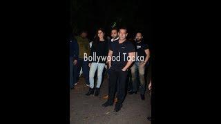 Salman Khan celebrates birthday at his Panvel farmhouse with Katrina Kaif