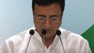 Banking scams under the Modi Govt | Randeep Singh Surjewala's five questions to Modi Govt