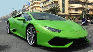 Asking Luxury Car Owners How to Buy Lamborghini (Poor vs Rich)- Social Experiment | TamashaBera