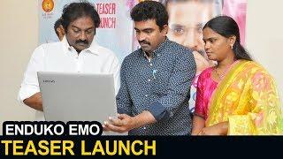 VV Vinayak launch Enduko Emo Movie Teaser Launch | Hero Nandu | Noel Sean | Punarnavi Bhupalam