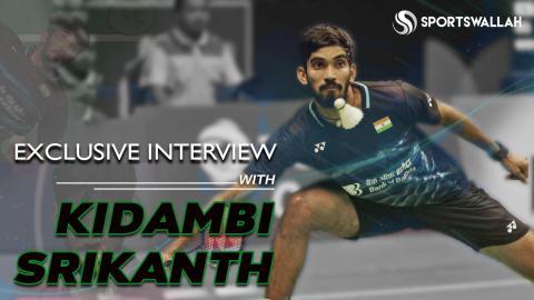 SportsWallah Exclusive: Srikanth Kidambi