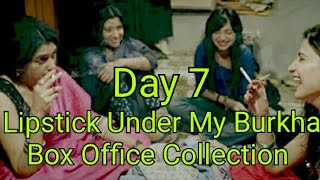Lipstick Under My Burkha Box Office Collection Day 7