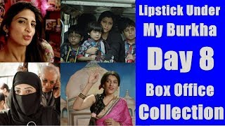 Lipstick Under My Burkha Box Office Collection Day 8