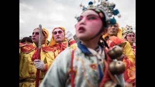 Lunar New Year celebrations come to an end
