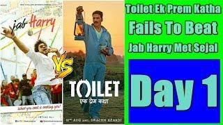 Toilet Ek Prem Katha Fails To Beat Jab Harry Met Sejal Record Day 1