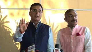 PNB scam | AICC Press Briefing By Randeep Singh Surjewala on the Banking Scam