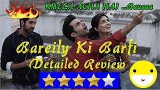 Bareilly Ki Barfi Detailed Review