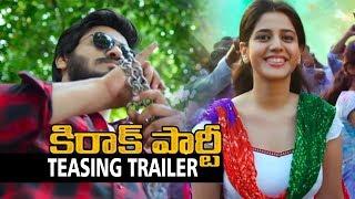 Kirrak Party Teasing Trailer | Nikhil Siddharth | Samyuktha | Simran Pareenja || Bhavani HD Movies