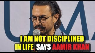 Aamir Khan At The Launch Of Manjeet Hirani's Book How To Be Human Part - 1