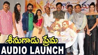 Seenugadi Prema Movie Audio Launch - Latest Telugu Movie - Bhavani HD Movies