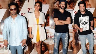 Special Screening Of 3 Storeys Movie | Pulkit Samrat, Varun Sharma, Kriti Kharbanda
