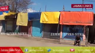 Second day of shutdown in Shopian; shops down shutters, protesters pelt stones