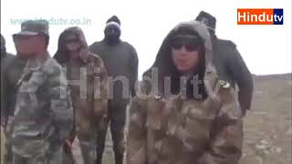 Big Fight Between Indian and Chinese Troops at INDIA -CHINA Border