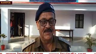 रामपुर में एसपी ने मारा छापा, गिरफ्तार किया 15 जुआरी