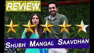 Shubh Mangal Saavdhan Detailed Review