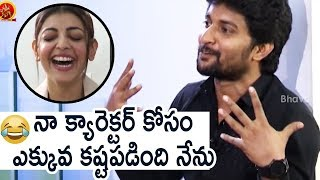 Nani About His Character In Awe || Awe Movie Team || Bhavani HD Movies
