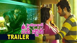 Hyderabad Love Story Movie Trailer 2018 || Rahul Ravindran || Reshmi Menon || Raj Satya