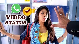 Funny Whatsapp Status - Whatsapp Status Funny Videos - Telugu Whatsapp Videos
