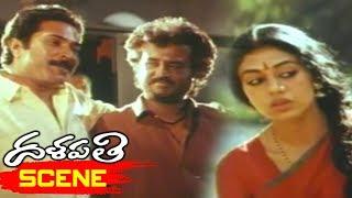 Dalapathi Movie Songs - Yamuna Thatilo Song - Rajnikanth