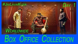 Jai Lava Kusa Worldwide Box Office Collection Day 1