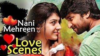 Nani Mehreen Love Scenes - Back To Back - Latest Telugu Movie Love Scenes - Bhavani HD Movies
