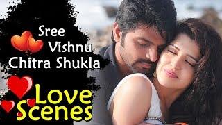 Sree Vishnu Chitra Shukla Love Scenes - Back To Back - Best Love Scenes Telugu