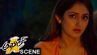 Brahmanandam And Mahesh Superb Comedy Scene - Akhil Movie Scenes
