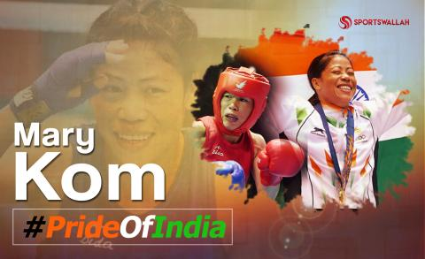 Mary Kom - The Boxing Queen of India