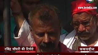 गोरखपुर उपचुनाव - 2 गाँव के लोगों ने किया मतदान का बहिष्कार