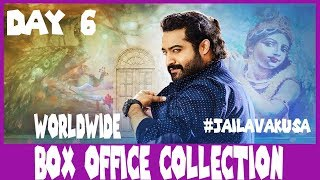 Jai Lava Kusa Worldwide Box Office Collection Day 6