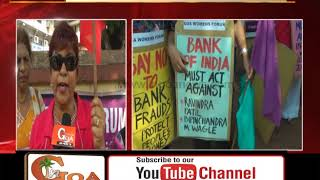 International Women's Day: Activists Protest Growing Crimes Against Women In The State