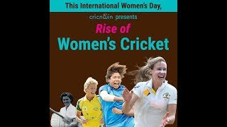 Rise of Women Cricket
