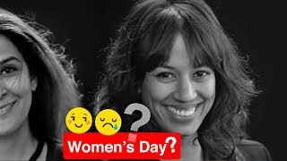 Aaj Womens Day Hai #InternationalWomensDay #Women'sDay #IWD2018 | video by Baklol Bunny