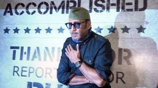 Bhidu Aka Jackie Shroff At Paltan Night Party | Paltan First Look Party