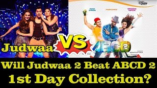 Judwaa 2 Vs ABCD 2 l Will Varun's Judwaa Beat ABCD Day 1 Collection record?