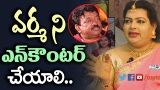 Devi Grandham about RGV GST and his behavior | Ram Gopal Varma | Top Telugu TV