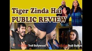 Tiger Zinda Hai | Public Amazing Reaction | Public Review | Troll Bollywood