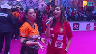 Arshi Khan Ugly Fight With Lakhnow Nawab Captain Shruti - MTV BCL Season 3