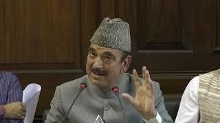 AICC Press Briefing By Ghulam Nabi Azad, Randeep Surjewala and Jitendra Singh on Rafale Deal